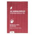 Gel hidroalcohólico en monodosis 3 gr